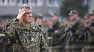 Prosecutors accuse Kosovo President Hashim Thaci of trying to obstruct the work of the tribunal