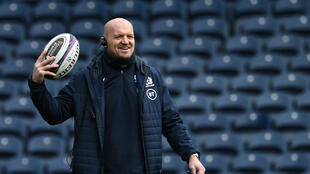 High hopes - Scotland coach Gregor Townsend