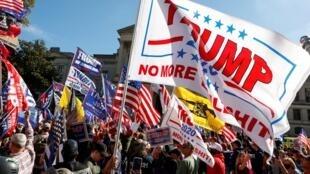 TRUMP PROTESTAS 1