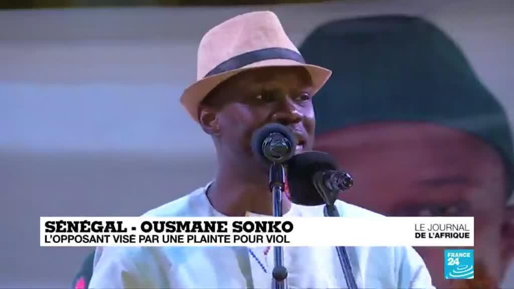 2021-02-08 22:42 Sénégal : heurts à Dakar sur fond de plainte pour viol contre l'opposant Ousmane Sonko