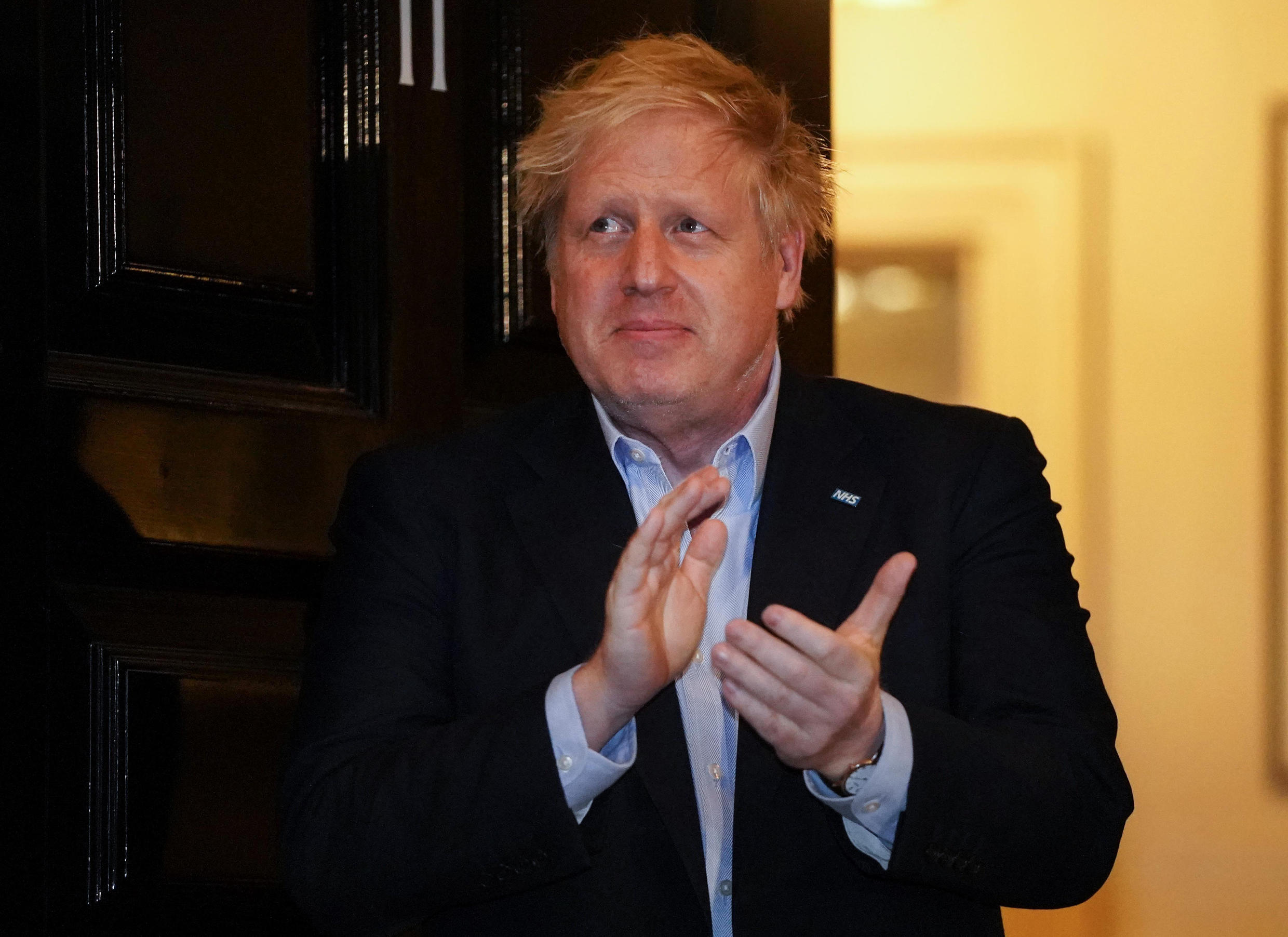 UK Prime Minister Boris Johnson announced on March 27 that he had tested positive for COVID-19 and has been self-isolating in his flat above Downing Street ever since.