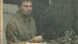 """تصوير فيلم """"أكاذيب دولة"""" مع الممثل ليوناردو دي كابريو ، في الرباط، في تشرين الأول/أكتوبر 2007"""