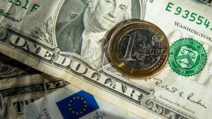 L'euro valait 1,06 dollar vendredi 13 mars