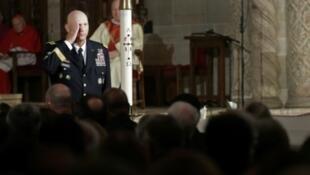 رئيس الأركان الأمريكي المنتهية ولايته الجنرال ريموند أودييرنو