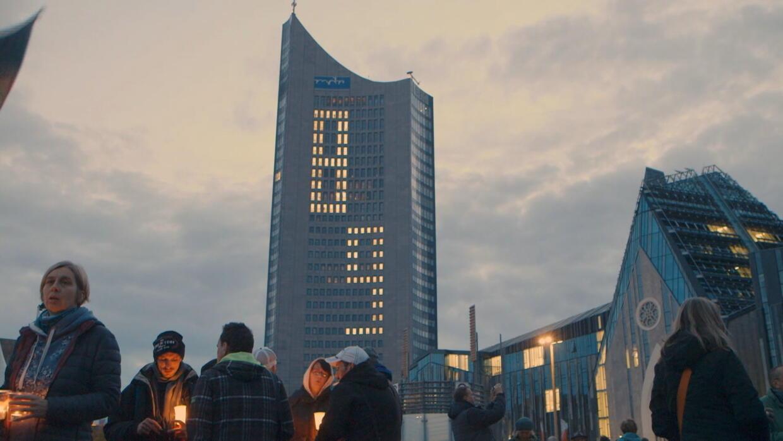 Billet retour - En Allemagne, l'esprit de 1989 souffle encore sur Leipzig