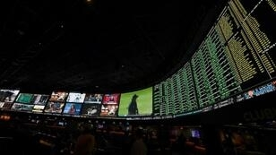 Now bets like the more than 400 proposition bets for Super Bowl LI between the Philadelphia Eagles and the New England Patriots displayed here in January 2018 at Westgate Las Vegas Resort & Casino will be accepted in other US states