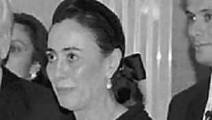 Hélène Pastor, assassinée le 6 mai 2014.