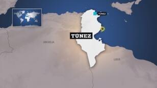 Mapa del sitio donde ocurrió el naufragio