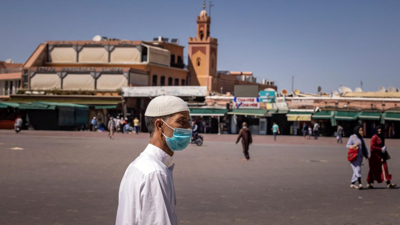 Covid-19 : le Maroc annonce un couvre-feu national et des restrictions de déplacement