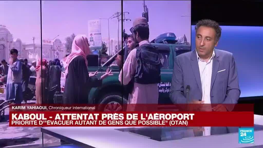 2021-08-26 17:35 Attentat près de l'aéroport de Kaboul : deux explosions confirmées par le Pentagone