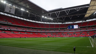 An empty Wembley will host the League One playoff final on Monday rather than the Euro 2020 final on Sunday due to the coronavirus pandemic