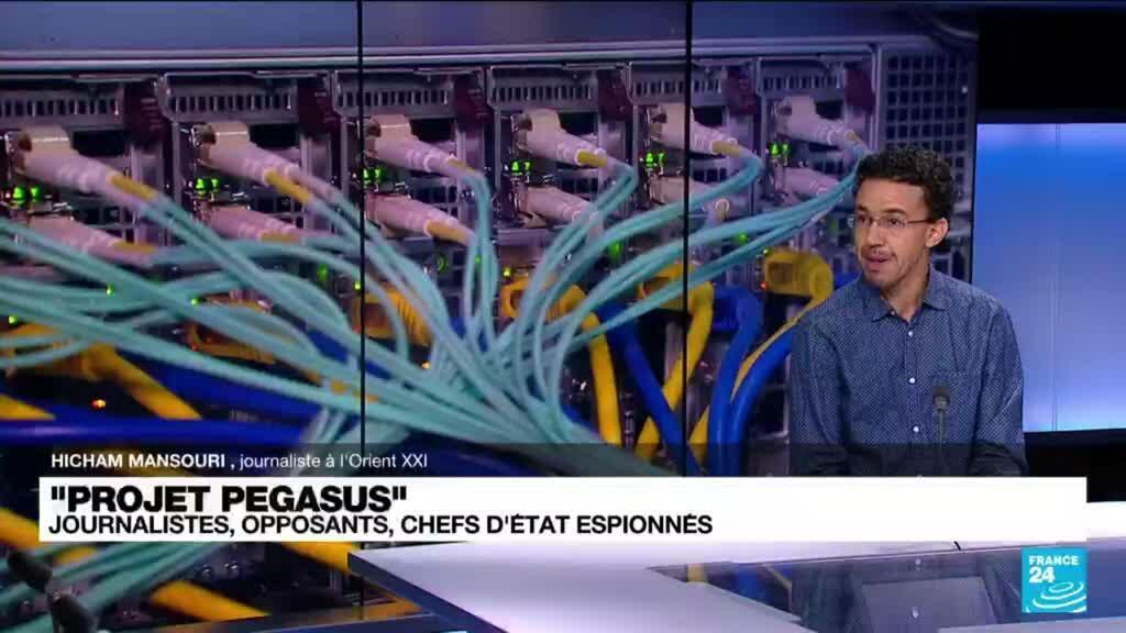 2021-07-21 16:03 Affaire Pegasus : Espionnage de chefs d'État, de journalistes et d'opposants