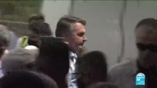 2021-04-28 10:11 Covid-19 au Brésil : Jair Bolsonaro visé par une enquête parlementaire