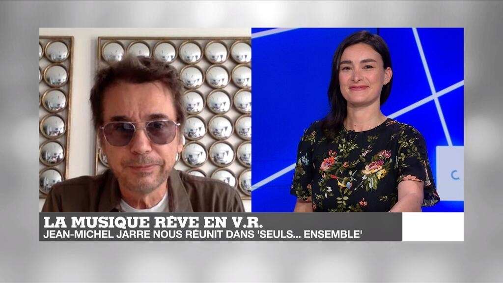 Music and digital actuality: with Jean-Michel Jarre, the sound of innovation