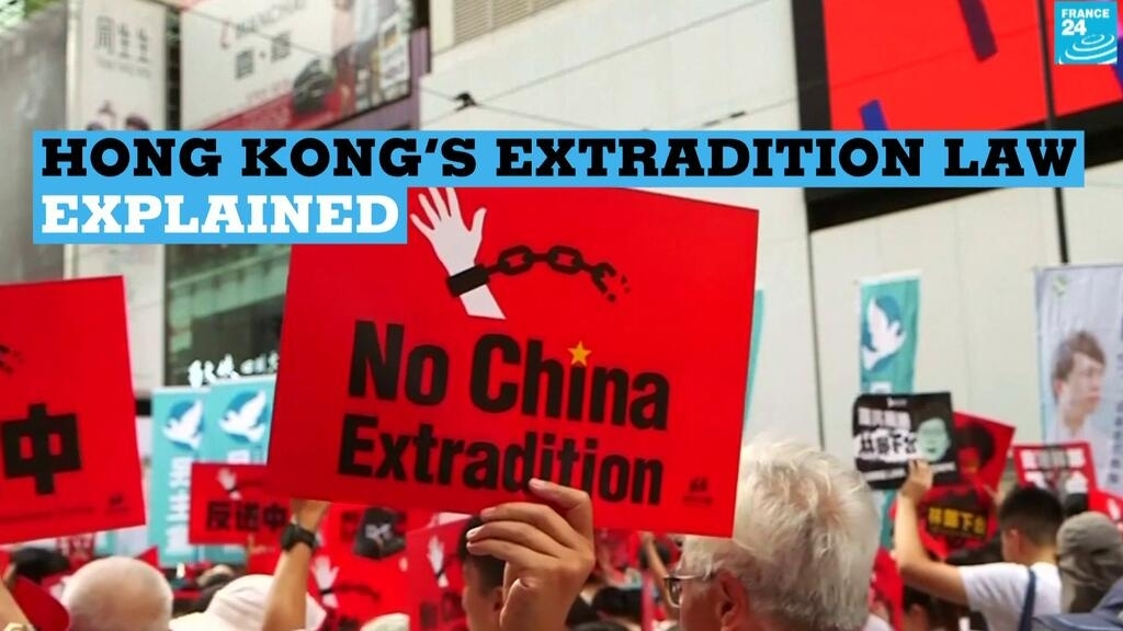 Hong Kong's extradition law explained