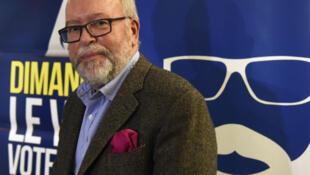 Wallerand de Saint-Just était l'invité de Mardi politique le 27 avril 2016.