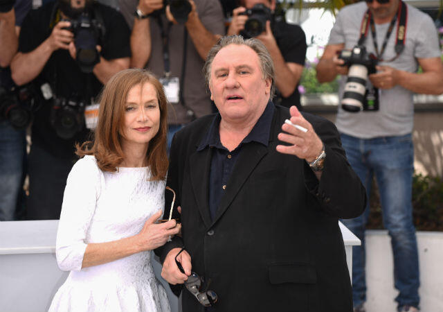 """Isabelle Huppert and Gérard Depardieu are back at their best in Guillaume Nicloux's """"Valley of Love""""."""