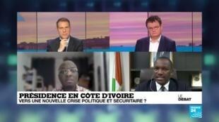 Le Débat de France 24 - mercredi 11 novembre 2020