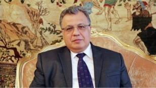 السفير الروسي لدى أنقرة أندريه كارلوف