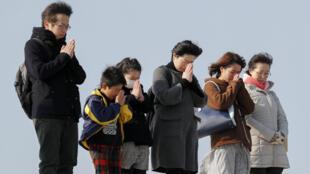 Miles de japoneses recordaron a los fallecidos tras la tragedia ocurrida en el año 2011