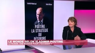 "Isabelle Mandraud: ""Putinism is a system"""