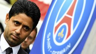 Nasser Al-Khelaïfi, président du PSG et homme de confiance de l'émir du Qatar (archives).