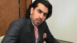 صورة بدون تاريخ تظهر الأمير سلمان بن عبد العزيز تم الحصول عليها من صديق له بتاريخ 30 أيار/مايو 2020