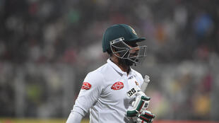 Imrul Kayes said it felt good to pick up a bat again after he resumed training in Bangladesh