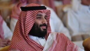 ولي العهد السعودي محمد بن سلمان تعود إلى 23 أكتوبر/تشرين الأول 2018، في الرياض.