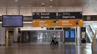 Allemagne-aéroport