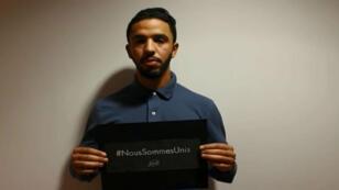 """Photo extraite de la vidéo """"Nous sommes unis"""", des Étudiants musulmans de France."""