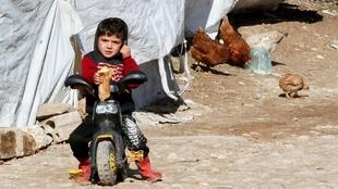 SYRIA-REFUGEES_syrie_refugies_2020-01-14T145127Z_34977047_RC2QFE9BXUWP_RTRMADP_3
