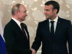 France's Macron to pressure Putin on Ukraine ahead of G7