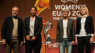 L'Euro-2017 se tiendra aux Pays-Bas, du 16 juillet au 6 août.