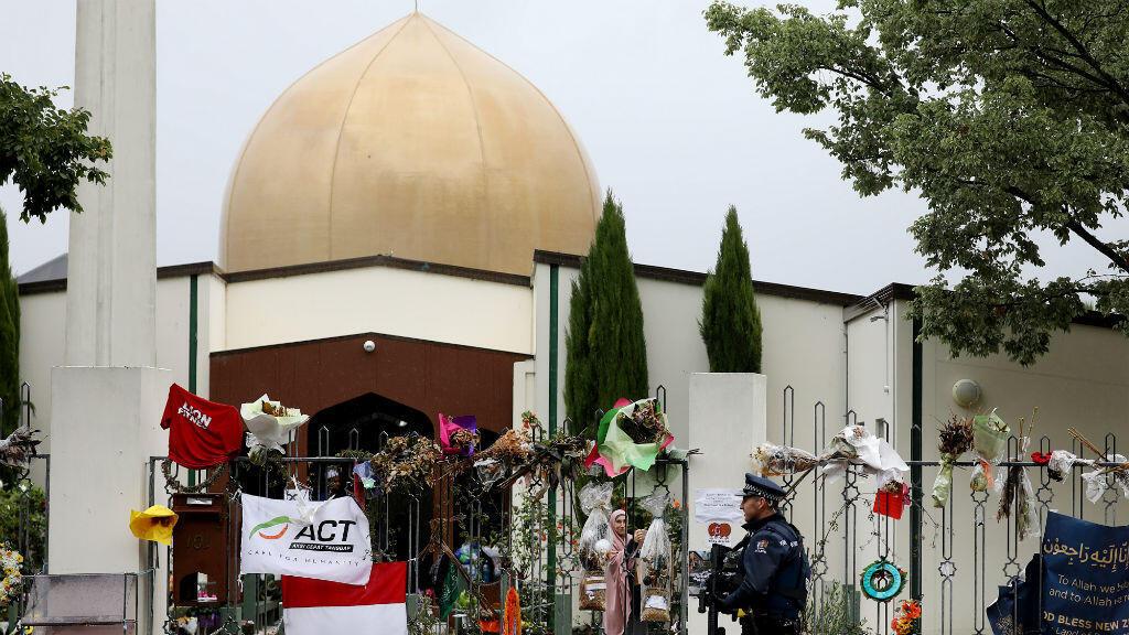 Mezquita Al Noor, una de las que fue atacada el pasado 15 de marzo de 2019 en la ciudad de Christchurch, Nueva Zelanda.
