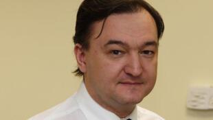 Le juriste russe Sergueï Magnitski