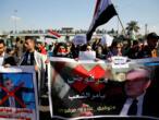 العراق: مظاهرات رافضة لتعيين محمد توفيق علاوي رئيسا للوزراء