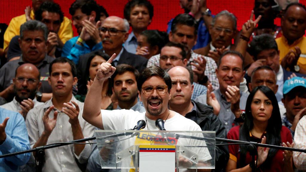 La Asamblea Nacional Constituyente venezolana autorizó el enjuiciamiento del opositor Freddy Guevara.