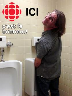 L'humoriste Infoman de Radio-Canada se moque du changement de nom