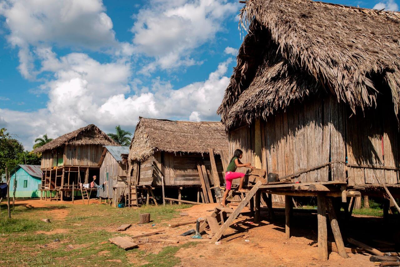El Vale do Javari, situado en el oeste del norteño estado del Amazonas, es la segunda mayor área indígena de Brasil y hogar de unos 7.000 indígenas de siete etnias distintas, de las que cerca de 15 son tribus jamás contactadas.