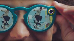 Snap Inc. lance ses lunettes connectées : Spectacles.