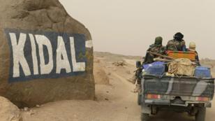 Un camp de la Minusma a été attaqué par des tirs de roquettes à Kidal, dans le nord du Mali, mardi 7 octobre.
