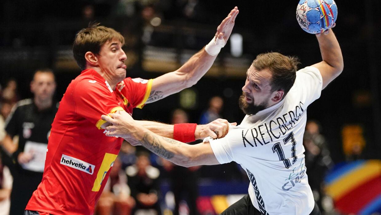 Euro Handball The Spanish Holders Of The Title Start