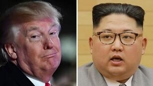 El presidente de EE. UU., Donald Trump, se reunirá con el líder norcoreano Kim Jong-un en Singapur el 12 de junio.