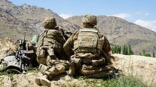 """Fifty-eight percent of US military veterans said the war in Afghanistan was """"not worth fighting,"""" according to the Pew Research Center"""