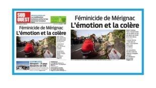 Emotion et colère après un nouveau féminicide en France