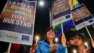L'accord devra être soumis à l'approbation des Colombiens lors d'un référendum prévu le dimanche 2 octobre.