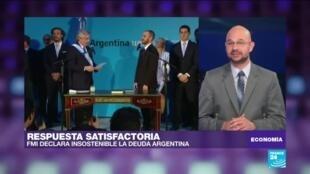 Economía deuda argentina