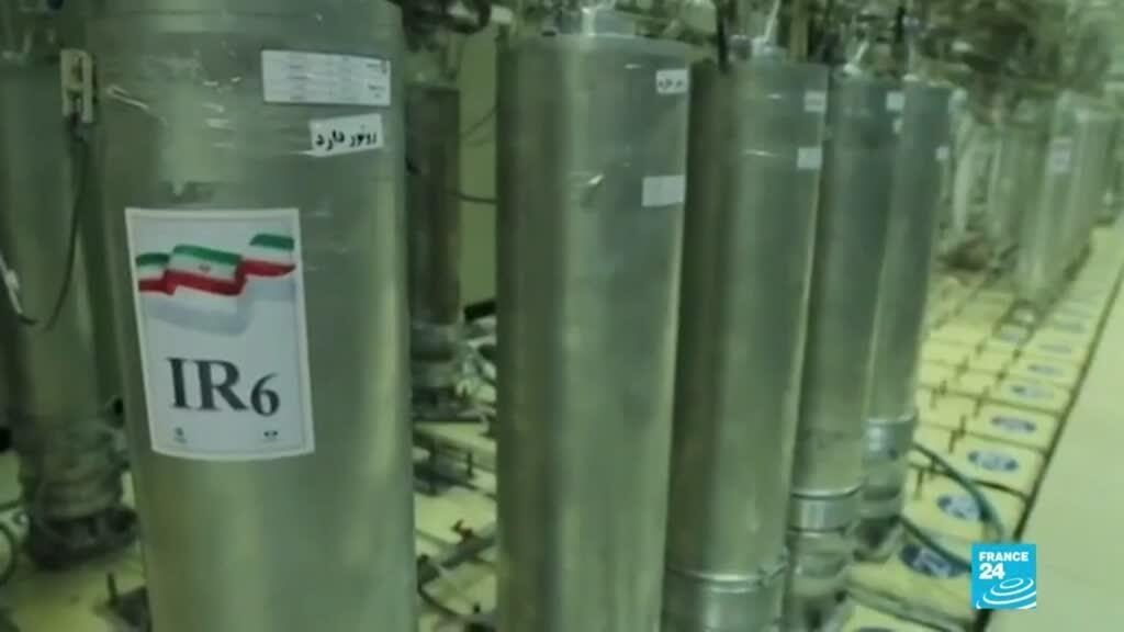 2021-04-13 02:08 Irán denuncia sabotaje en planta de Natanz y culpa a Israel