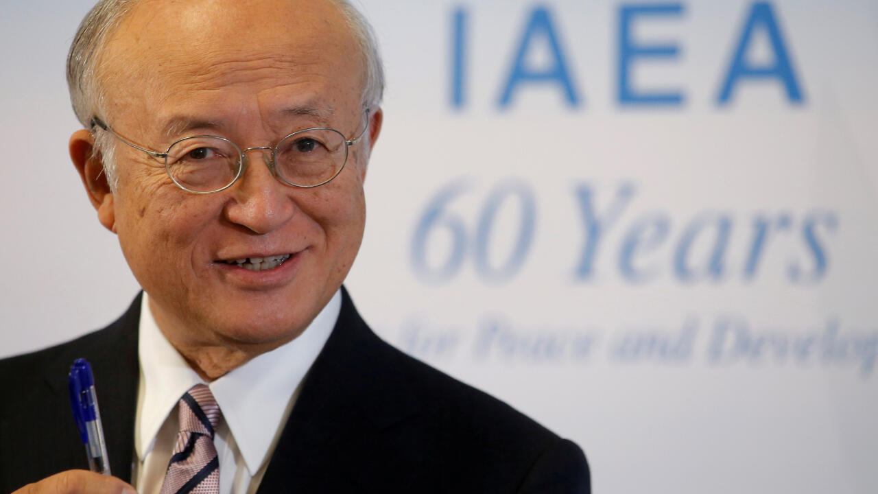 La Agencia Internacional de Energía Atómica (OIEA) perdió a su director, Yukiya Amano este lunes 22 de julio.